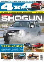 4x4 Magazine issue No.389 Shogun