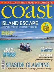 Coast issue No. 117 Island Escape
