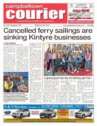 Campbeltown Courier issue 20th May 2016