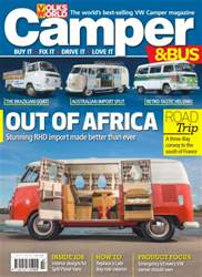 VW Camper issue July 2016