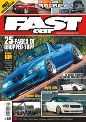 Fast Car issue No. 369- 25 Pages Of Dropped Tops