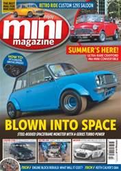 Mini Magazine issue No. 252- Blown Into Space
