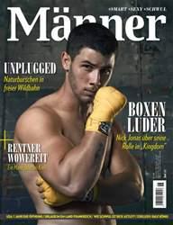 MÄNNER issue Männer 06.16 Juni