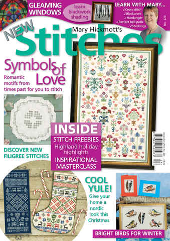 New Stitches issue Issue 224