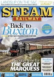 Steam Railway issue Issue 454