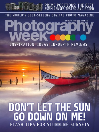 Photography Week issue Issue 192