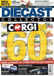 Diecast Collector issue July 2016 – Corgi Special