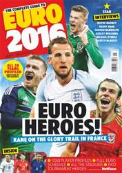 World Soccer issue Home Nations 2016