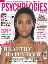 Psychologies issue No.130 Healthy Happy Body