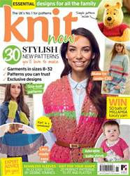 Knit Now issue 61