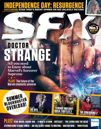 SFX issue Summer 2016