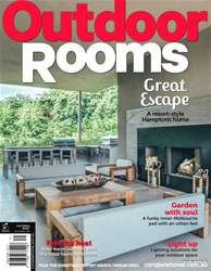 Outdoor Rooms issue Issue#31 - 2016