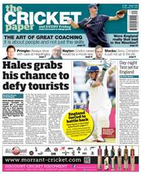 The Cricket Paper issue 20th May 2016