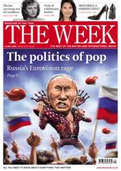 The Week issue 21st May 2016