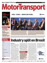 Motor Transport issue 23 May