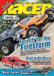 Radio Control Car Racer issue Jan 2012