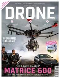 Drone Magazine issue Drone Magazine Issue 08