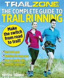 Women's Running issue trail zone - the complete guide to trail running