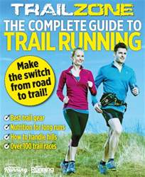 Men's Running issue trail zone - the complete guide to trail running