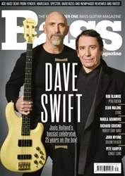 Bass Guitar issue June 2016