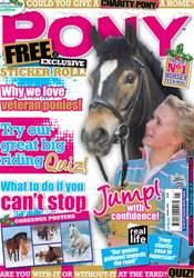 Pony Magazine issue January 2012