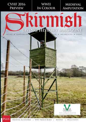 Skirmish Living History Preview 1