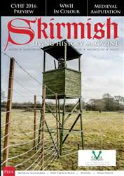 Skirmish Living History issue Skirmish Magaziner Issue 117