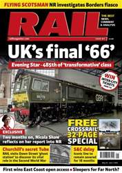 Rail issue Issue 801