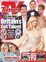 TV Times issue 28th May 2016