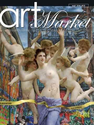 Art Market Magazine issue May 2016 Issue #25