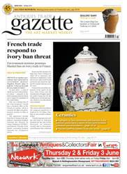 Antiques Trade Gazette issue 2243