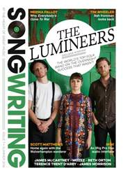 Songwriting Magazine issue Summer 2016