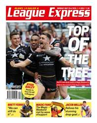 League Express issue 3020