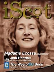 iScot Magazine issue June 2016