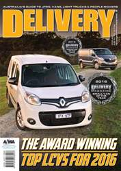 Delivery Magazine issue Issue 66 June/July 2016