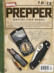 American Survival Guide issue Prepper 2016