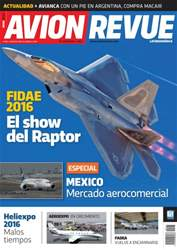 Avion Revue Internacional Latino issue Número 196