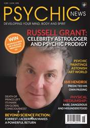 Psychic News issue June 2016