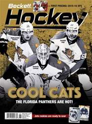 Beckett Hockey issue June 2016