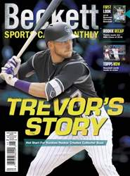 Sports Card Monthly issue June 2016