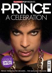 Classic Pop issue Classic Pop Presents:  Prince
