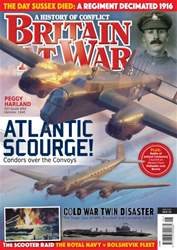 Britain at War Magazine issue June 2016