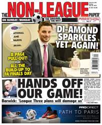 The Non-League Football Paper issue 22nd May 2016