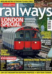 Modern Railways issue June 2016