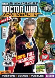 Doctor Who Adventures Magazine issue 26.05.2016