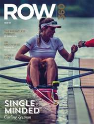 Row360 issue Issue 011 - April | May 2016