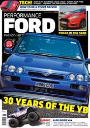 Performance Ford issue June 2016