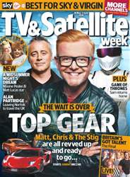 TV & Satellite Week issue 28th May 2016