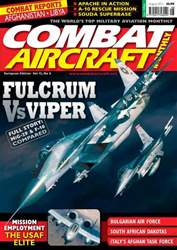 Combat Aircraft issue Vol 12 No 8