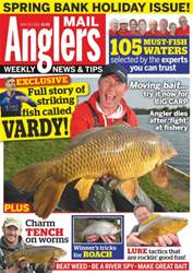 Anglers Mail issue 24th May 2016